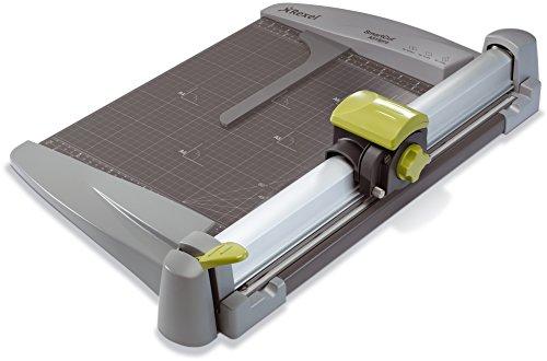 REXEL 2101967 - Cizalla de rodillo Smartcut DIN A515 Pro 3 en 1