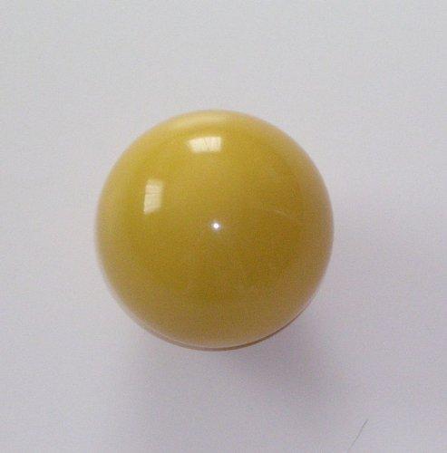 Epco Yellow 57mm Bocce Pallino (1 of 4)