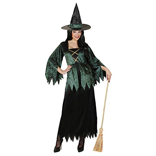 WIDMANN 8956W - Disfraz de bruja para mujer (talla XL)