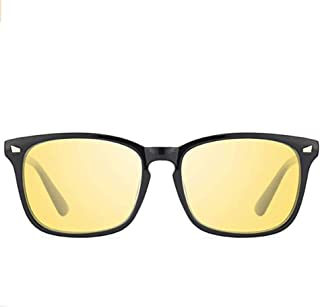 Anti Blue Light Protector Night Vision Driving Polarized Glasses Anti Glare Rainy Safe HD Polarized Sun Glasses Evewear Computer Game Glasses for Women men Kids