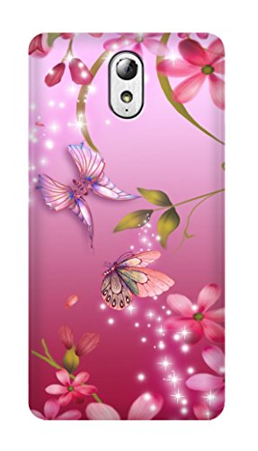 SWAG my CASE Printed Back Cover for Lenovo Vibe P1M
