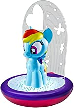 My Little Pony 小马宝莉 GoGlow 魔法夜灯 - 云宝黛西儿童手电筒和投影仪