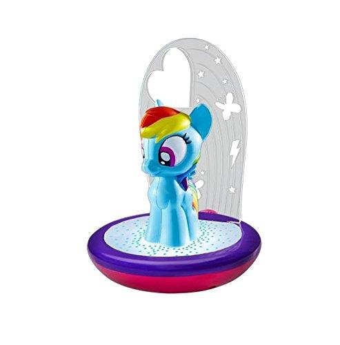 My Little Pony - GoGlow: Magisches Nachtlicht – Taschenlampe und Projektor
