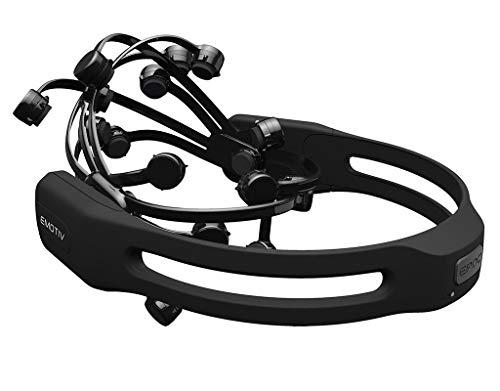 Emotiv EPOC+ Mobiles 14 Kanal EEG Headset - Professionelle Messungen