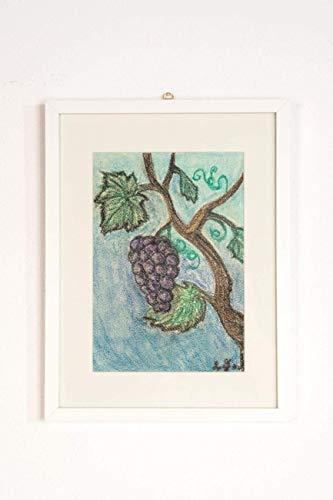 Pastell-Kreiden Gemälde