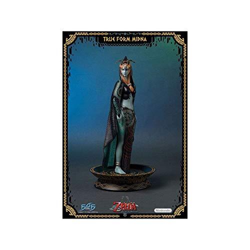 F4F Zelda Figurine Midna True Form 43 cm TPTFMREG