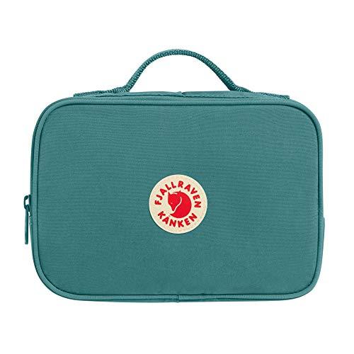 Fjallraven Kånken Toiletry Bag Beauty Case, Hombre, Frost Green, Talla única