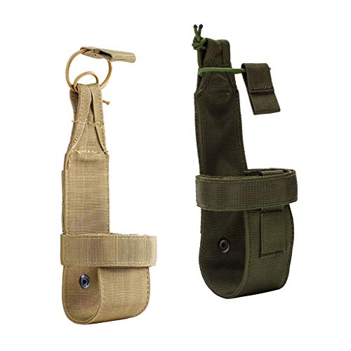aternee 2pcs Portable Bottle Holder Bag For Wine And Champagne