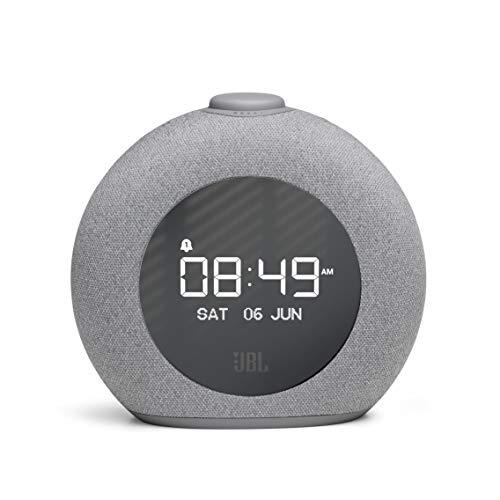 JBL Horizon 2 Bluetooth Clock Radio Speaker with FM Radio and DAB - Grey