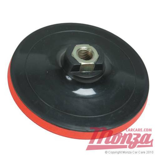 Monza 17,8cm Rotary Auto Poliermaschine Trägerplatte 180mm * * Verwendung mit 3M, Silverline etc. * *