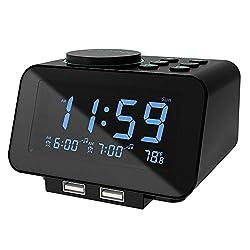 Image of USCCE Digital Alarm Clock...: Bestviewsreviews