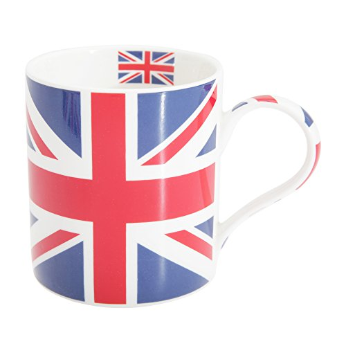 Lesser Pavey Union Jack Oxford Mug