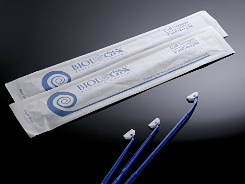 25cm Cell Scraper (Sterile, Individually Wrapped) 100/pk