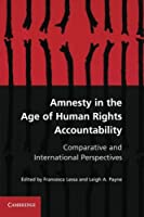 Amnesty in the Age of Human Rights Accountability: Comparative and International Perspectives
