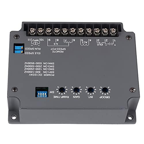 Accesorios para grupos electrógenos de motor diésel, controlador de generador de motor diésel de salida máxima de 15 amperios para motores de gas para diésel