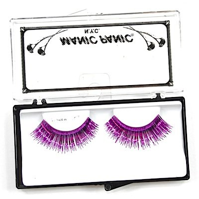 Manic Panic Glam Lashes Faux cils violet Night