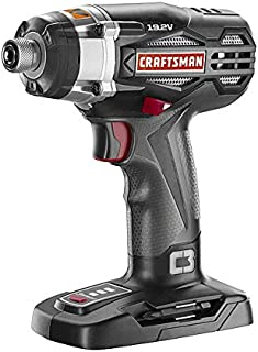 Craftsman C3 19.2 Volt 3-speed Impact Driver (Bare Tool, No Battery or Charger) Model 315.ID2025