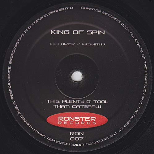 Plenty O'Tool - King Of Spin 12