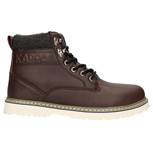Kappa Bottes pour Homme 303WAU0 WHYMPER 917 Brown Taille 41 EU
