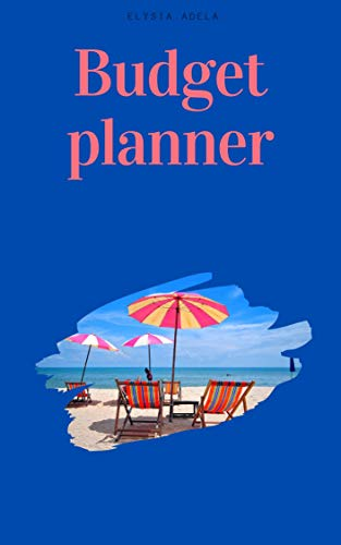 Budget Planner: Planner For Your Finance (English Edition)