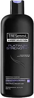 Tresemme Platinum Strength Shampoo, Strengthen & Protect Hair, 16.9 fl oz, 2-Pack