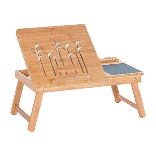 WDX- Petite table basse meuble en bambou décoré salon balcon maison et bureau table Créatif (Size : 58 * 35 * 23cm)