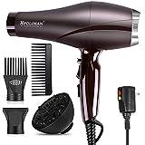 Best Blow Dryers - 2000 Watt Hair Dryers, Xpoliman Professional Salon Hair Review