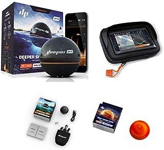 Deeper Smart Sonar Pro Set WiFi + Night Fishing Cover + Case XL