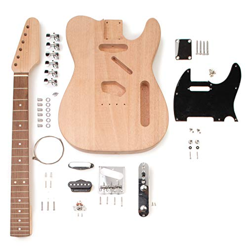 StewMac Build Your Own T-Style Electric Guitar Kit