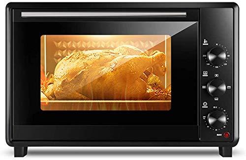 Ajustable 40L Mini 6-230 Temperatura del horno ajustable y 60 minutos Tiempo...