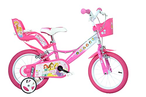 Dinobikes Dino Bikes–164R-PSS–Bicicletta per Ragazza 16, da 6a 8Anni