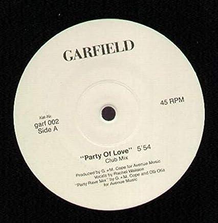 Party of love (House Party Remix by Bingoboys) / Vinyl Maxi Single [Vinyl 12'']