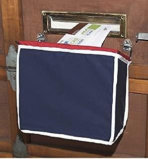 Garage Door Mailbag for Wood Garage Doors