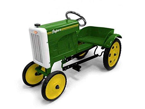 Baghera - Tracteur à pédales