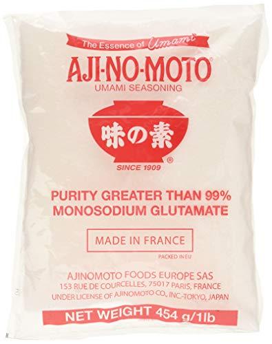 Ajinomoto Brand MNG Natriumglutamat, 2er Pack (2 x 454 g)