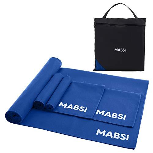 toalla secado rapido de la marca Mabsi Bebé