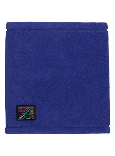 Burton Mens Cinchup Neckwarmer, Royal Blue, One Size