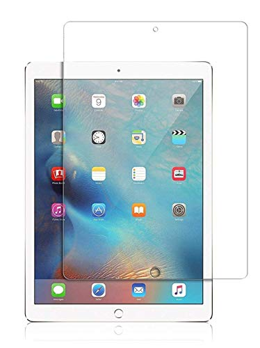 M.G.R.J® Tempered Glass Screen Protector for Apple iPad Pro (12.9 inch) (2017 and 2015 Gen