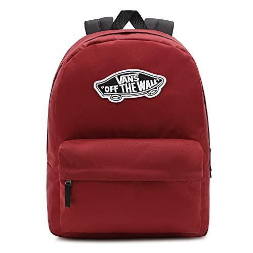 Vans Realm Backpack, Mochila Unisex Adulto, Granada, Talla única