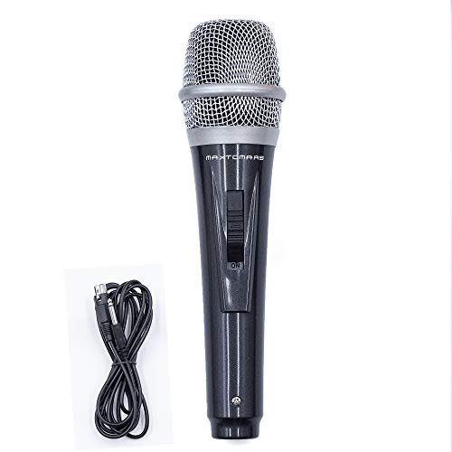 Dynamic Musical instrument Microphone for Singing with 3.5M/11.40 ft XLR...