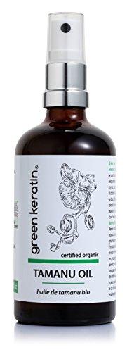 Aceite de tamanu 100 % puro, producto ecológico certificado