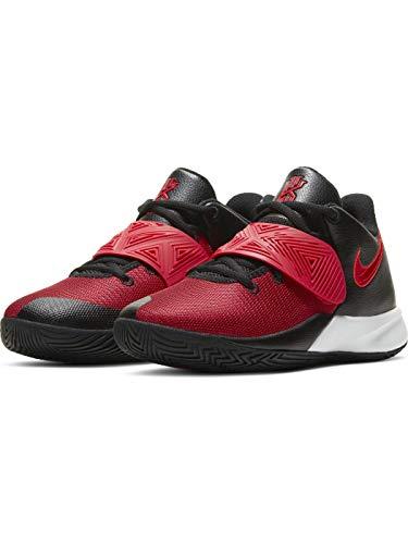 Nike Kyrie Flytrap III 3 (GS) BQ5620 005 para niños, Rojo (Negro/Rojo universidad), 35 EU