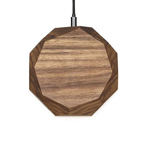 Oak Wood Wireless Charger