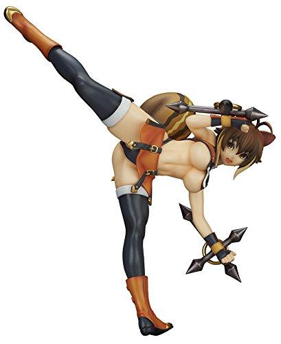 Bellfine Blazblue Central Fiction: Makoto Nanaya 1:7 Scale PVC Figure