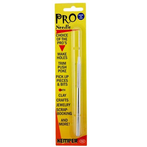 Kemper Tools Professional Needle Tool,Silver