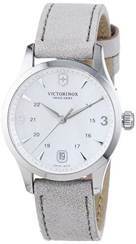 Victorinox Swiss Army–Reloj de Pulsera analógico para Mujer Cuarzo Piel 241662