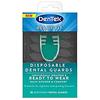 disposable mouth guard