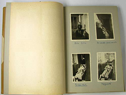 Privates Fotoalbum Ostsee 1953-1955
