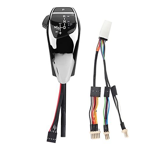 LED Shift Knob, LHD Automatic LED Shift Knob LED Gear Shift-Knob Shifter...