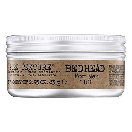 TIGI Bed Head for Men Pure Texture Molding Paste 2.93 OZ (83 g)